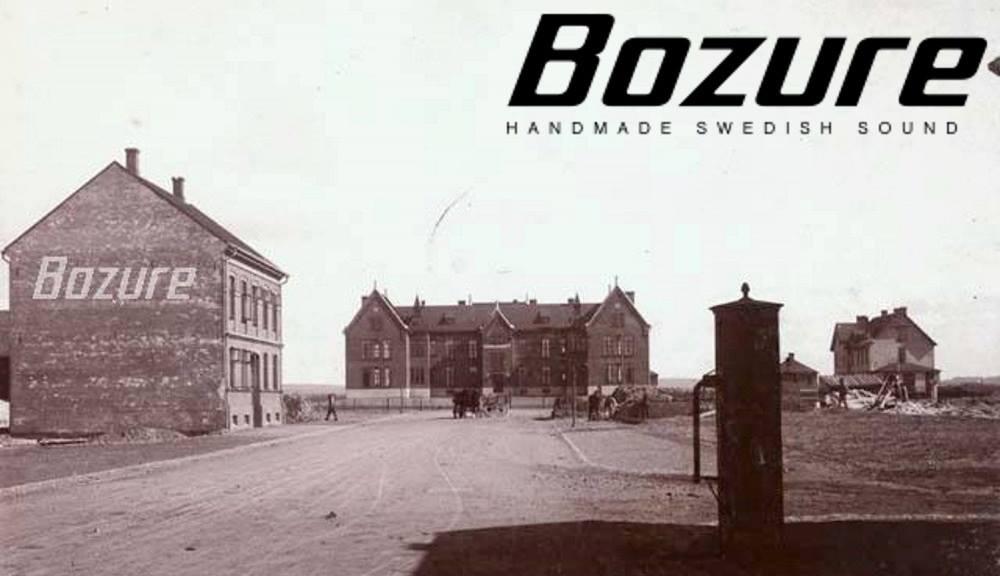 ( Bozure Office Building 1902 )